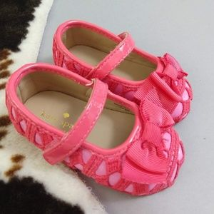 Kate Spade size 3-6 Months baby girl Mary Janes